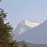 scorcio sul mont gelé
