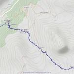 mappa itinerario