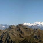 Cervino e il gruppo del monte Rosa