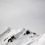 la vetta del mont de flassin