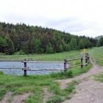 paline al lac du joux