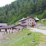 rifugio e alpe chaligne