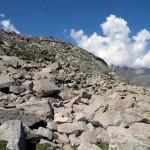 bastionata rocciosa