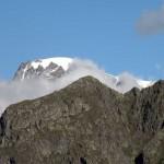 il mont velan fa capolino durante la salita