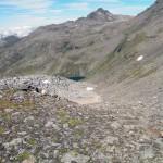 lac noir dal colle