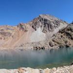 lago gelato ed emilius