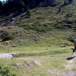 itinerario 1 - 6-bivio al lago chamolè