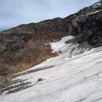 attraversando il lagginhorngletscher