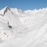 panorama a nord dal bianco al grand combin