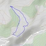 chavalary mappa itinerario