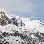ghiacciaio di pre de bar e mont dolent