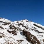 panorama dal grand combin alle cretes seches
