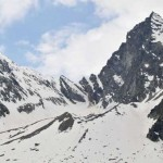 dal mont paramont a sinistra al passo alto a destra