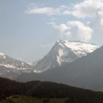 da collet il mont avril a sinistra e gelé a destra