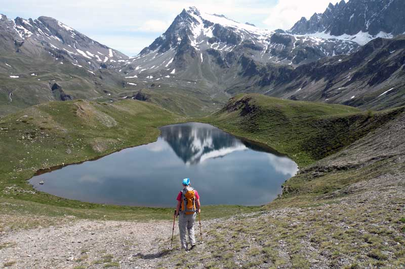 Climbandtrek benvenuti nel sito di stefania e giancarlo for Grosso pesce di lago