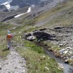 seguendo il ru du lac