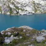secondo lago bellecombe