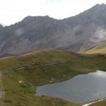 panorama verso i laghetti e la bassa valle