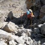 canalino di rocce