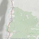 clavalitè mappa itinerario