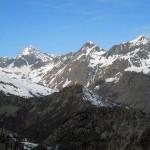 tersiva e mont glacier