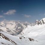 panorama verso la svizzera