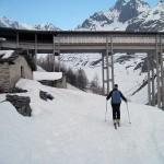 viadotto e baite di ru