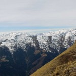 panorama a ovest