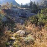 gradini alla prima bastionata