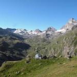 bivacco della forestale e alta valle di rhemes