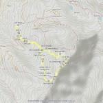 rif coda mappa itinerario