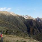 panorama dall'alpe capezzone