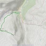 alpe grand collet,grand collet mappa itinerario