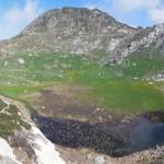 piano dei test e lago mombarone