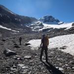 verso il ghiacciaio