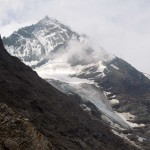 grivola e l'omonimo ghiacciaio