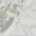 rif dalmazzi mappa itinerario