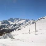 al col du mont con panorama a sud