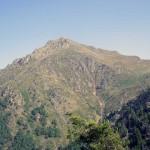 monte barone, a des la cresta di salita