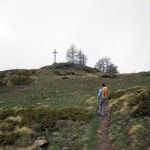 arrivo alla croce