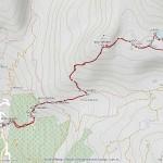 laghi resy mappa itinerario