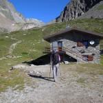 al rifugio cretes seches