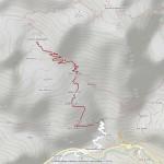 casotto pngp gran piano mappa itinerario