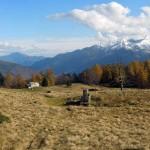 panorama dall'alpe di fuori