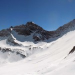 alto vallone di malatra-da des la grande rochere,auigulle de malatra, artanavaz e il colle sul fondo