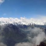 cime verso champorcher e mont avic