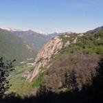 parete di arrampicata