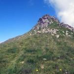 secondo promontorio roccioso