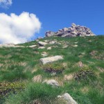 affioramento roccioso