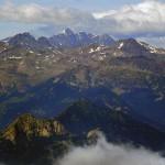 ....e sul mont emilius